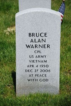 Bruce Alan Warner