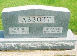 Maude <i>Auker</i> Abbott