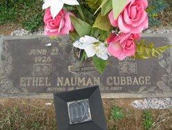 Ethel Armeda <i>Nauman</i> Cubbage