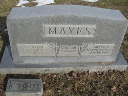 Leona Diane <i>Price</i> Mayes