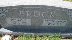 Nettie <i>Power</i> Brock