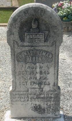 Thomas Tillman Albea