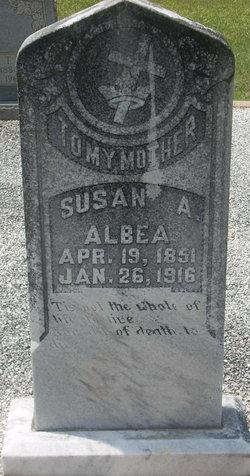 Susan Adeline <i>Pittman</i> Albea