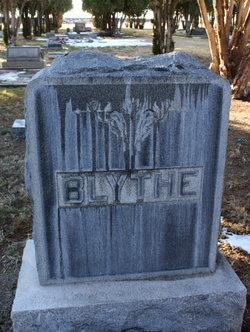Mattie Ella <i>Kelton</i> Blythe