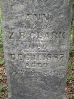 Ann <i>Cassel</i> Clark
