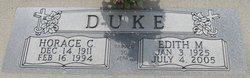 Horace Cagle Duke