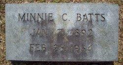 Minnie <i>Cobb</i> Batts