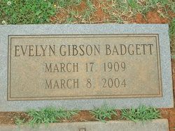 Evelyn <i>Gibson</i> Badgett