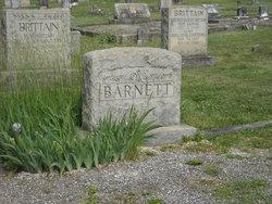 Ida Rachel <i>Brittain</i> Barnett