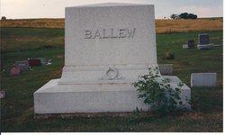 Mary E. Mollie <i>Engleman</i> Ballew