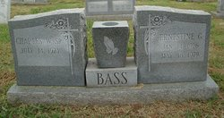 Charles William Bass, Sr