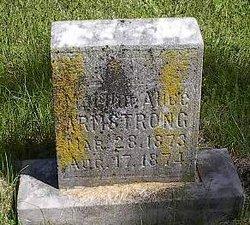 Martha Alice Armstrong
