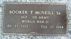 Booker T. McNeill, Sr