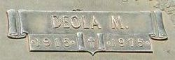 Deola Mae <i>Wenner</i> Merriott