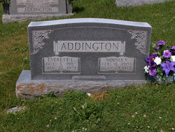 Norma V. <i>Addington</i> Addington