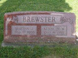Kenneth W Brewster