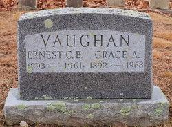 Grace A <i>Lucas</i> Vaughn