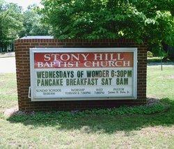 Stony Hill Baptist Church Cemetery