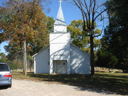 Praters Chapel Cemetery