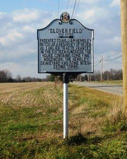 Clover Fields Farm Cemetery