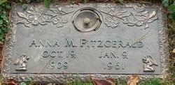 Anna Mae <i>Slaughter</i> Fitzgerald