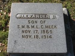 Alexander Beaufort Meek
