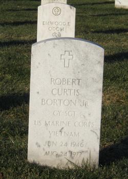 Sgt Robert Curtis Borton, Jr