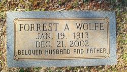 Forrest Alexander Wolfe