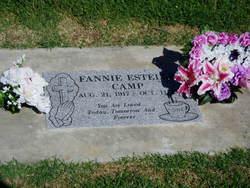 Fannie Estelle Camp