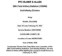 Elmer Gene Allen