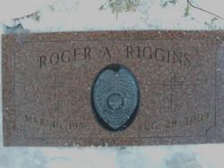 Roger Alan Riggins