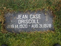Jean <i>McKenna</i> Driscoll