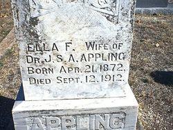 Ella F Appling