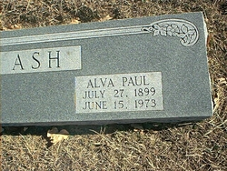 Alva Paul Ash