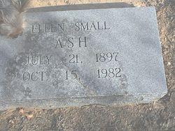Ellen <i>Small</i> Ash