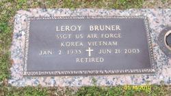 Leroy Bruner