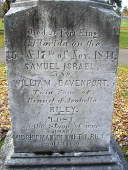Bennet Israel Riley