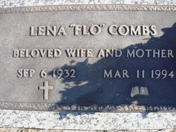 Lena Floren <i>Deed</i> Combs