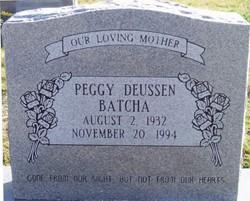 Peggy <i>Bradley</i> Batcha