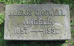 Alexis Caswell Angell