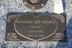 Brandon Lee Choate