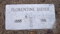 Florentine Josephine <i>DuBois</i> Didier