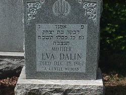 Eva Rivka <i>Waldstein</i> Dalin