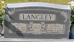 Ed Langley