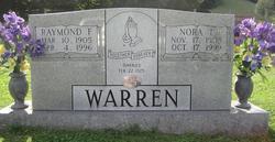 Raymond F. Warren