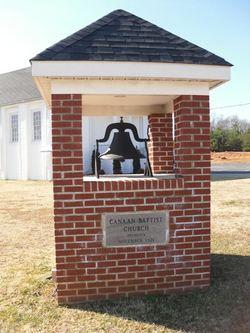 Canaan Baptist Church Cemetery