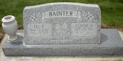 Leo Edward Bainter