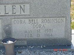 Cora Bell <i>Robinson</i> Allen