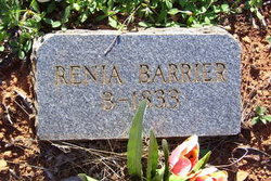Irena Renia <i>Gragg</i> Barrier