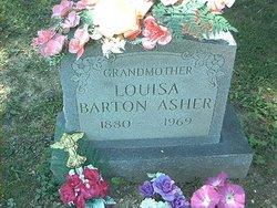 Louisa <i>Almo</i> Barton-Asher